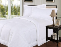 Platinum Sherpa Comforter & $10 Bonus Buy Sheet Option