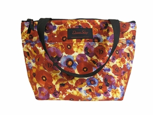 Poppy Field Donna Sharp Lunch Tote