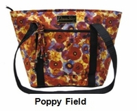 Poppy Field Leah Tote by Donna Sharp