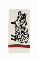 Pork Typography  Kitchen Towel