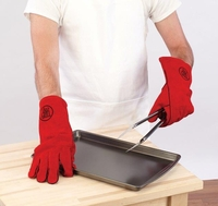 Pyro Guard Leather Gloves