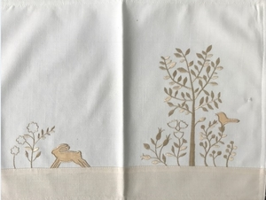 Rabbit Hollow Placemat