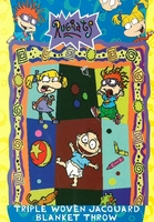 Rug Rats Tapestry Throw