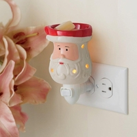 Santa Plug In Fragrance Warmer