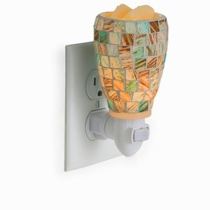 Sea Glass Plug In Fragrance Warmer