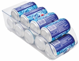 Shatter Resistant Can Organizer