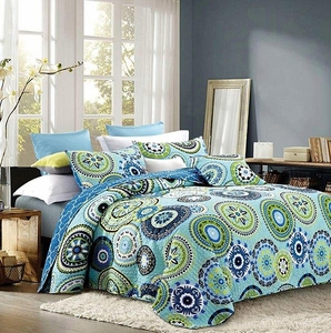 Silk Road Quilt Set