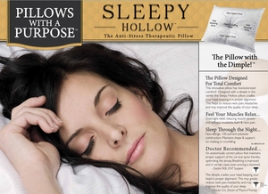 Sleepy Hollow Pillow