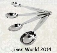 Stainless Steel Measuring Spoons