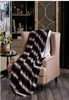 Stormy Night Sherpa Throw
