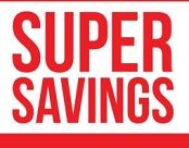 Super Savings