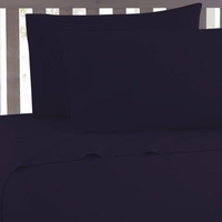 Super Soft 2100 Series Purple Sheet Set