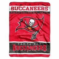 Tampa Bay Buccaneers Team Blanket