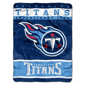 Tennessee Titans Team Blanket