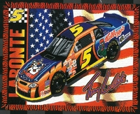 Terry Labonte Classic Tapestry NASCAR Throw