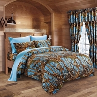 The Woods Blue Sheet Set