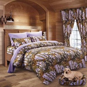 The Woods Lavender Comforter