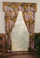 The Woods Lavender Curtains