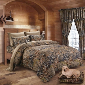 The Woods Natural Comforter