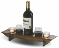 Village Combo Wine & Votive Set