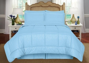 Vine Bed N  Bag - Ocean Blue