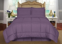 Vine Bed N  Bag - Plum