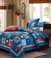 Virah Bella Quilt Collection Space Station