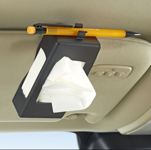 Visor Tissue Holder