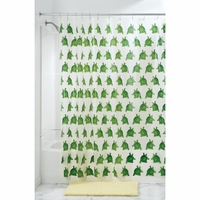 Waterproof Shower Curtain - Turtles