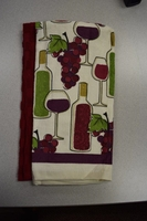 Wine Towels - 2 Piece Set