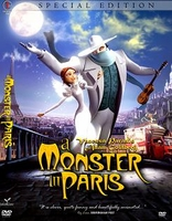 Arabic cartoon dvd A MONSTER IN PARIS وحش في باريس     proper arabic (fus-ha)
