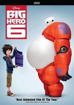 Arabic cartoon dvd BIG HERO 6 proper arabic (fus-ha) الأبطال الستة