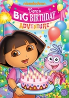 arabic cartoon dvd Dora the Explorer Dora's Big Birthday Adventure proper arabic (fus-ha)