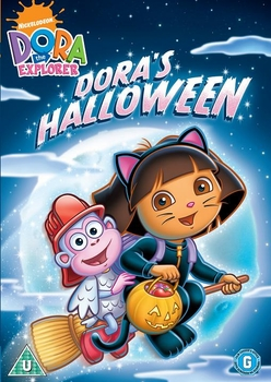 arabic cartoon dvd Dora the Explorer Dora's Halloween proper arabic (fus-ha)