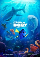 Arabic cartoon dvd FINDING DORY 2016 proper arabic (fus-ha) البحث عن دوري