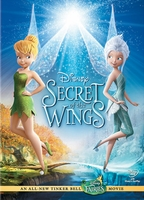 Arabic cartoon dvd for kids TINKER BELL AND THE SECRET OF THE WINGS proper arabic (fus-ha) with English Sub