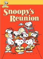 Arabic cartoon dvd Peanuts Snoopy's Reunion proper arabic (fus-ha)