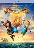 arabic cartoon dvd  PIRATE FAIRY proper arabic
