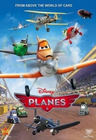 arabic cartoon dvd  PLANES  proper arabic الطائرات