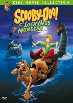 Arabic cartoon dvd Scooby-Doo and the Loch Ness Monster  proper arabic (fus-ha)