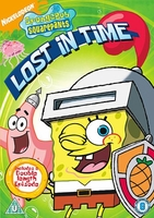 arabic cartoon dvd  spongebob lost in time proper arabic (fus-ha)
