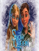 arabic cartoon dvd THE SNOW QUEEN  اميره الثلج