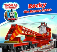 Arabic cartoon dvd Thomas and Friends ROCKY RESCUE proper arabic (fus-ha)