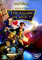 arabic cartoon dvd TREASURE PLANET  proper arabic  كوكب الكنز