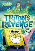 arabic cartoon dvd TRITON'S REVENGE Formal Arabic  Great dvd for Spongebob