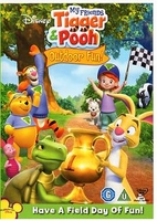 arabic cartoon dvd WINNIE THE POOH OUTDOOR FUN  Egyptian Dialect
