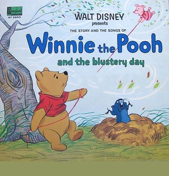 arabic cartoon famous dvd THE BLUSTERY DAY WINNIE THE POOH egyptian dialect