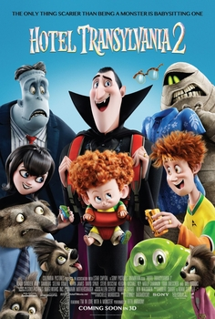 arabic cartoon hotel transylvania 2 proper arabic (fus-ha)