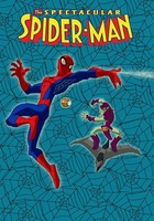 arabic cartoon Series spectacular spiderman  comes on 2 dvds  proper arabic (fus-ha)  مسلسل سبايدر مات
