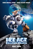 arabic new cartoon dvd ICE AGE COLLISION COURSE  proper arabic (fus-ha)  العصر الجليدي مسار التصادم 2016
